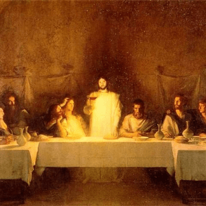 Bouveret Last Supper