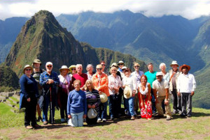 Sacred Mystical Journeys Peru Group Photo