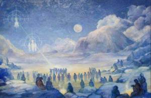 Wesak Festival Full Moon Meditation