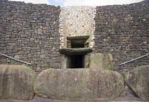 Stones at Newgrange | Sacred Mystical Journeys