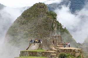 Peru & Bolivia Sacred Sites Telecall with Flo Magdalena and Finbarr Ross