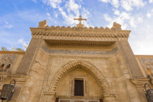 Coptic Church in Cairo - Sacred Tour of Egypt