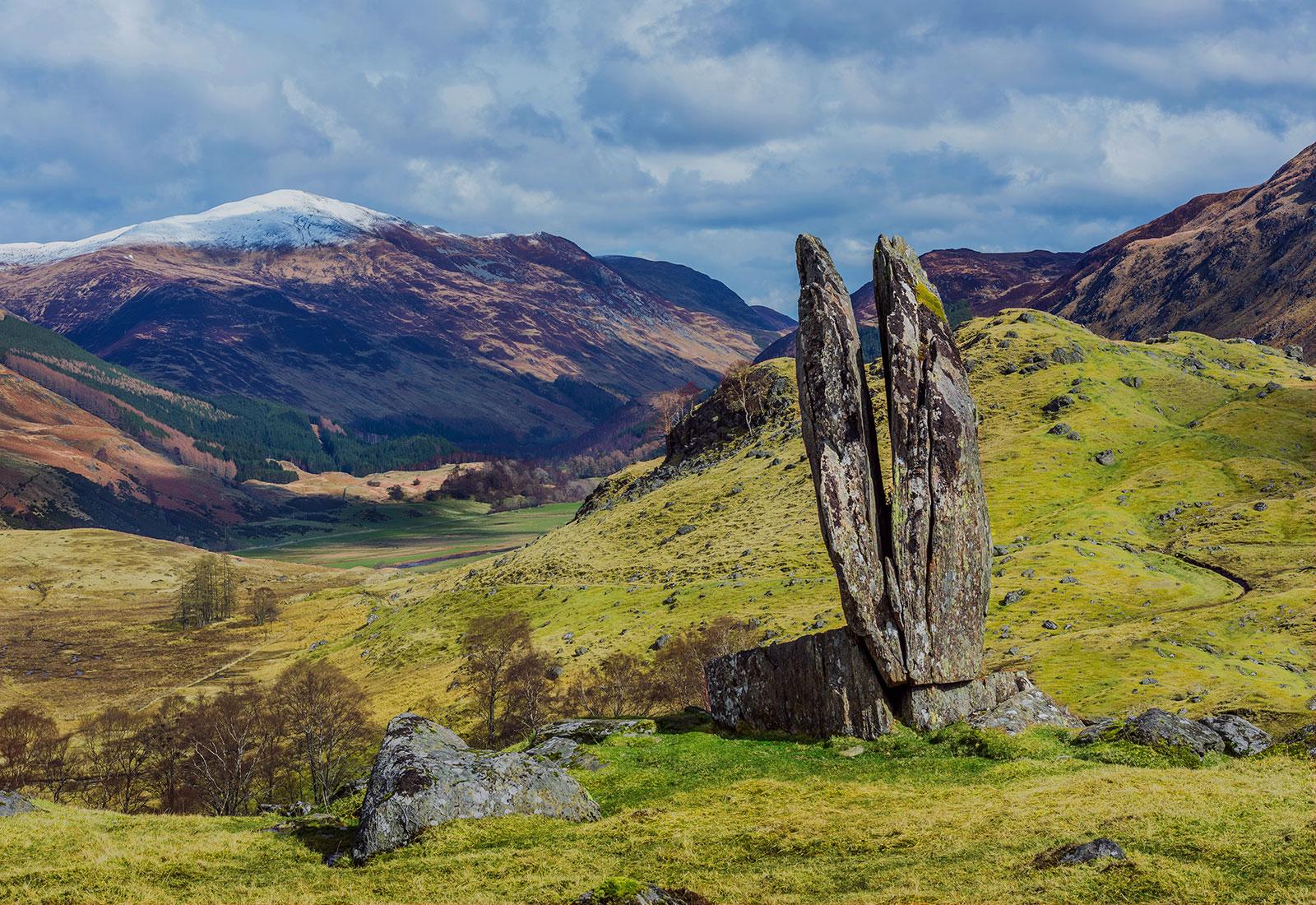 Sacred Journey to Celtic Scotland   Sacred Mystical Journeys