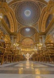 L'église de la Madeleine - Paris, France