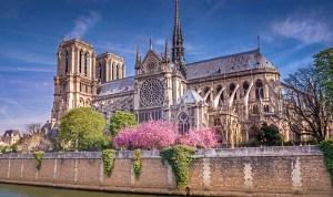 Tour Sacred France - Notre Dame Cathedral in Orleans, France