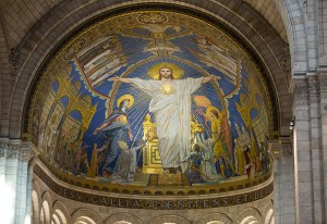 Sacred Tour of France - Tour the Basilica of the Sacred Heart in Montmartre, Paris
