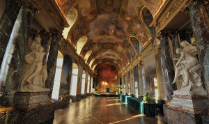 Sacred Tour of France - Tour the Palace of Versailles