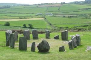 Druid's Altar - Joan Clark's Mystical Pilgrimage to Ireland