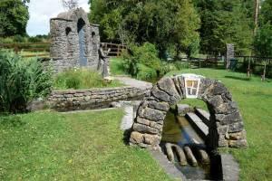 St. Brigid's Holy Well - Joan Clark's Mystical Pilgrimage to Ireland