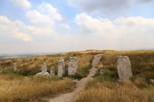 Tel Gezer megaliths, Israel