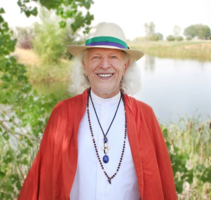 Finbarr Ross, Mystic and Spiritual Guide