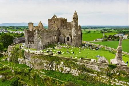 Rock of Cashel - Sacred Ireland Tour   Sacred Mystical Journeys with Finbarr Ross