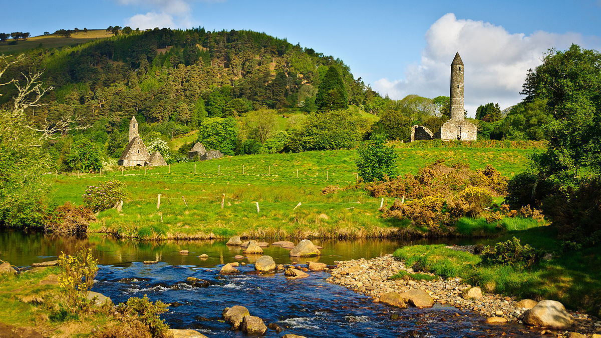 Glendalough Tours - Sacred Ireland Tour with Finbarr Ross