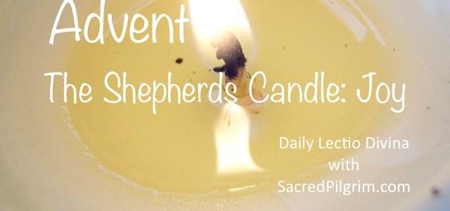 Daily Lectio Divina: Luke 1:46-48