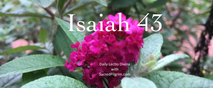 Daily Lectio Divina: Isaiah 43:7