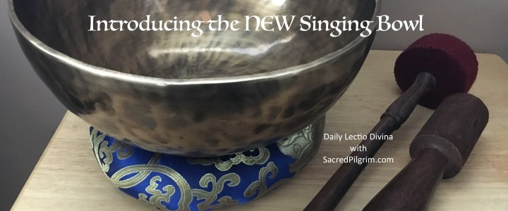 Introducing the New Singing Bowl