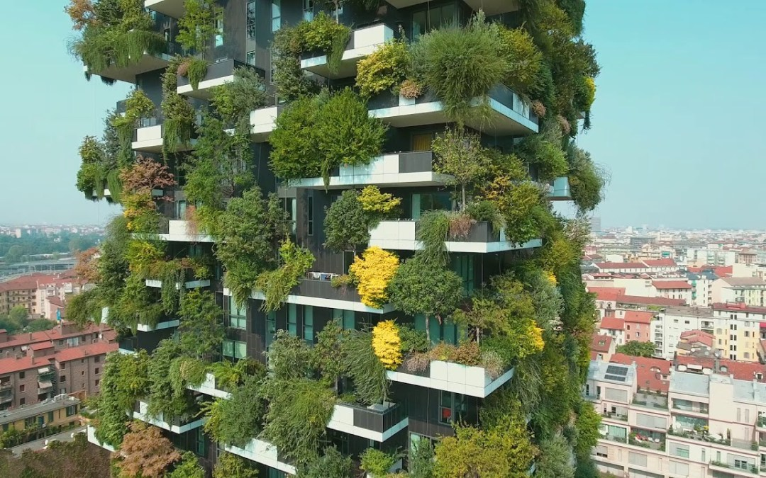 Urban Forestry Meets Architecture