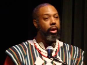 Black Queer Activism Panel - Half Podium