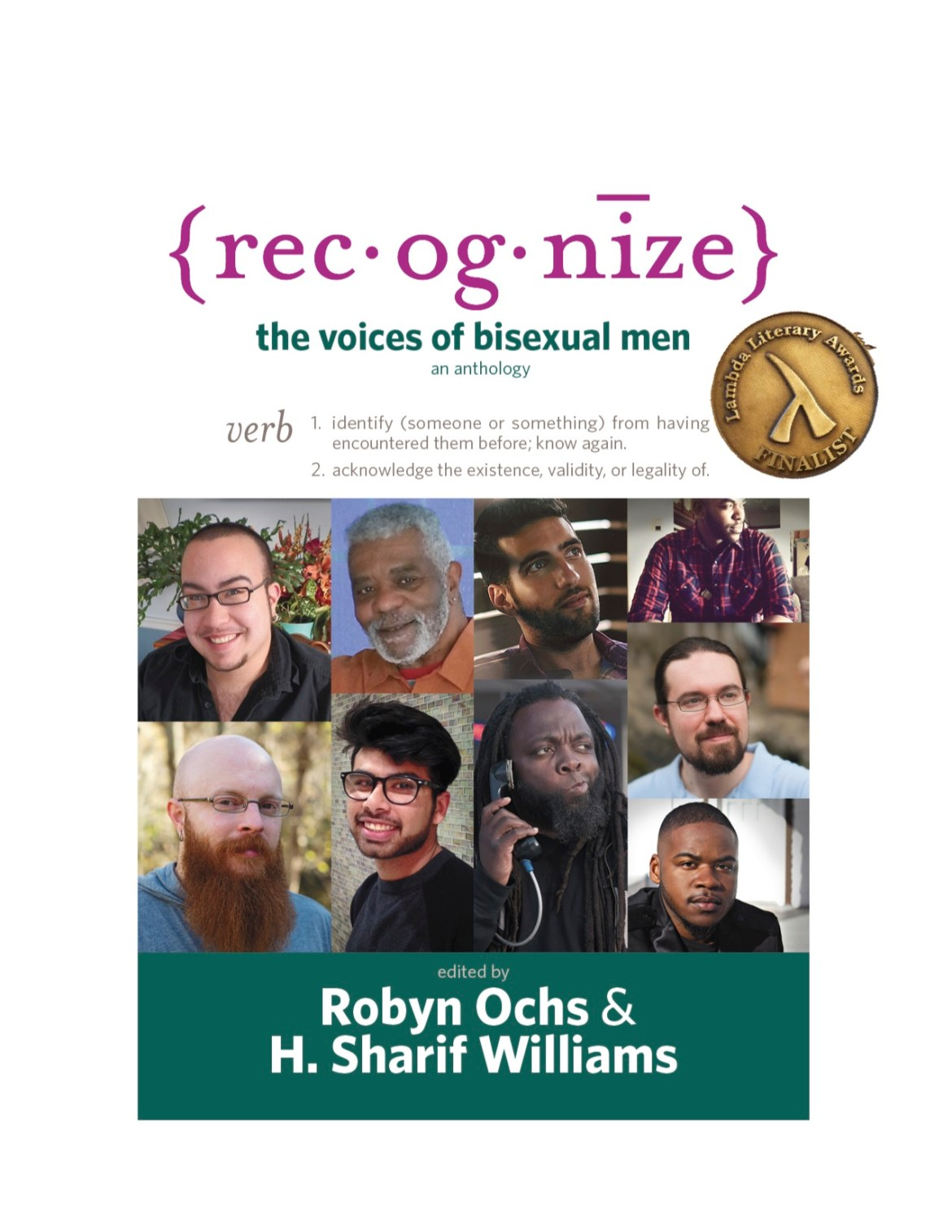 RecognizeBiMen: A Social Media Book Club