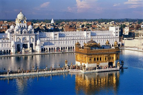 Image result for Golden Temple, Amritsar