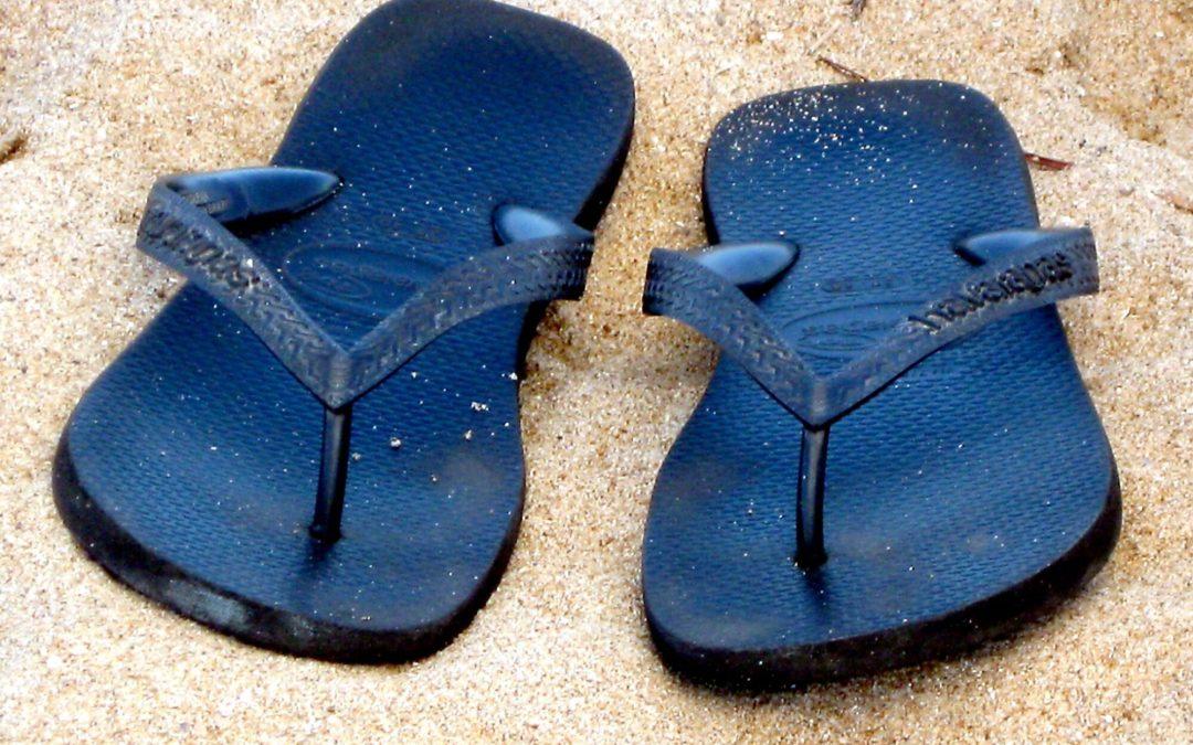 High Heels For Flip-Flops