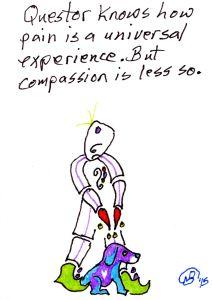 Questor compassion A241