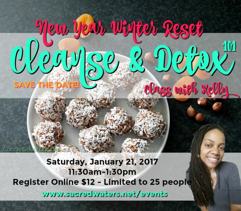 Cleanse Class with Kelly