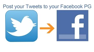 How To Push Tweets To Facebook