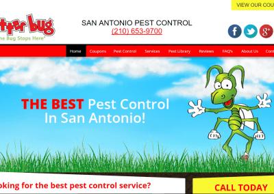 Jitterbug Pest Services