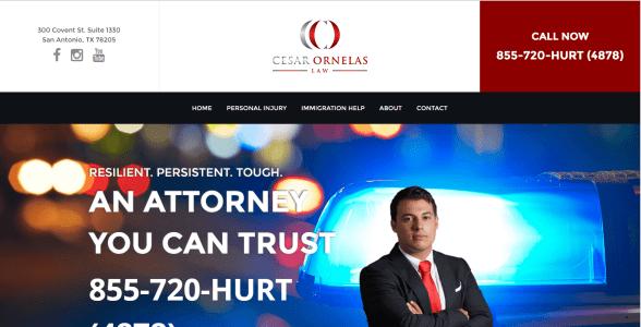 Ornelas Law