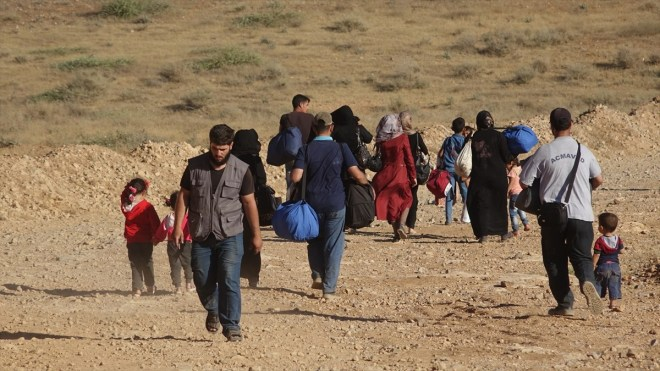 الأردن أغلقت حدودها بوجه النازحين - وكالة يقين