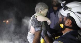 الهجوم سيؤثر على حياة أكثر من مليون طفل - الدفاع المدني السوري