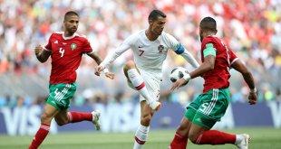 قدم المنتخب المغربي أداءا جيدا - رويترز