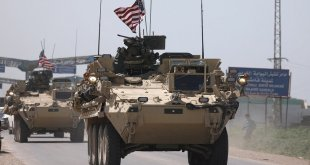 قوات أمريكية في سوريا REUTERS RODI SAID