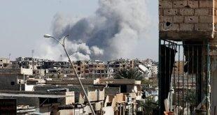 مقتل 5 مدنيين من عائلة واحدة بانفجار لغم في دير الزور