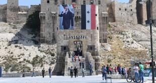ميليشيات النظام تسيطر على حلب - انترنت