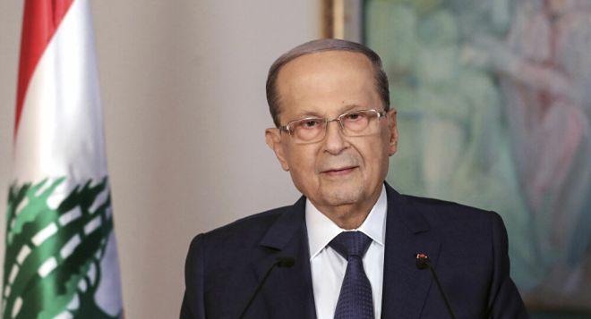 الرئيس اللبناني: النازحون السوريون أبرز أسباب أزمتنا الاقتصادية