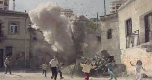 قصف على درعا - أرشيف