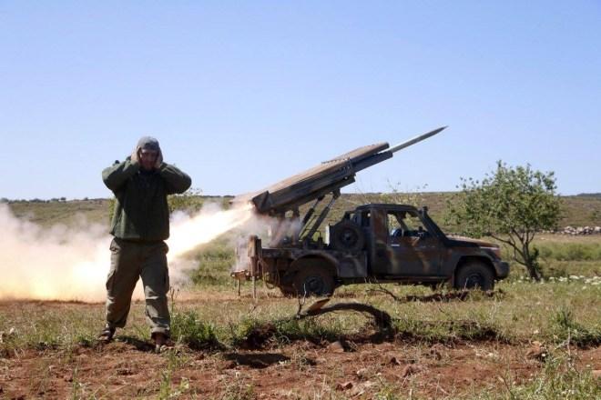 قوات المعارضة السورية / أنترنت