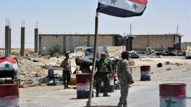 هجوم مسلّح على مواقع لقوات الأسد في درعا جنوب سوريا