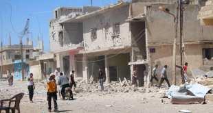 قتل خمسة مدنيين - الدفاع المدني في درعا
