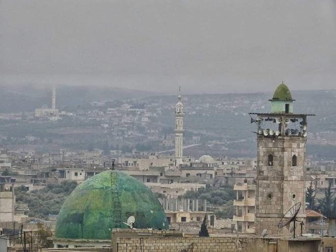 قوات الأسد والميليشيات الموالية لها تسيطر على مدينة كفرنبل بريف إدلب