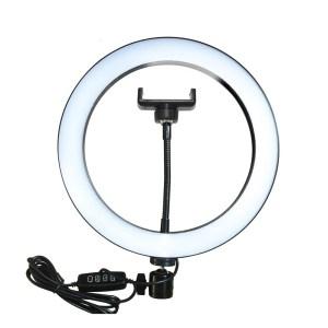 20CM LED STUDIO CAMERA RING LIGHT PHOTOGRAPHY (WITH HOLDER)