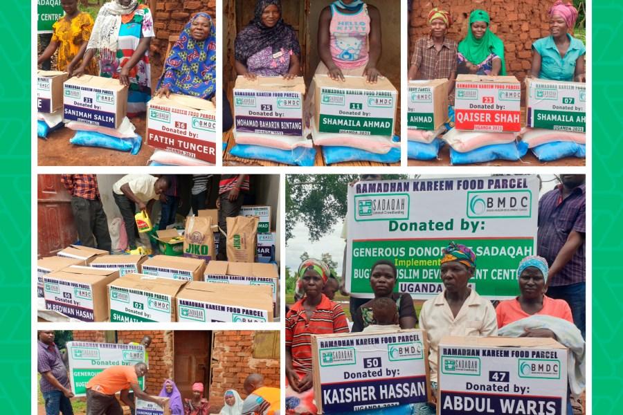 Essential Food Packs Uganda