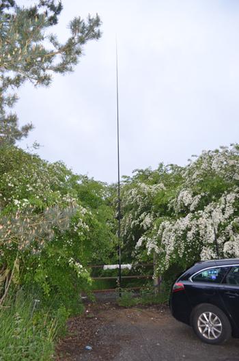 antenna mount