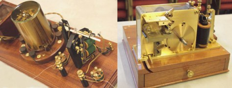 Coherer        Morse Inker