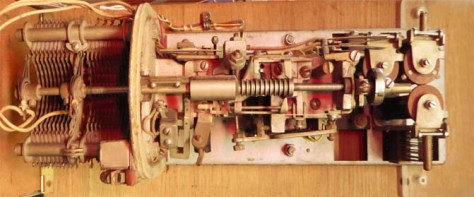 A Strowger Switch