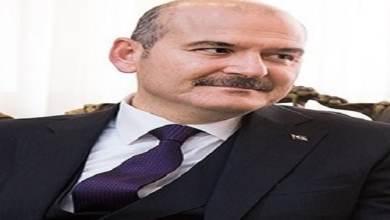 صورة استقالة وزير الداخلية سليمان صويلو