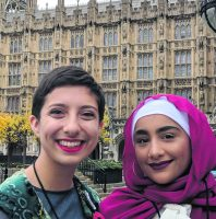 Oldham youth have their voices heard at the House of Commons