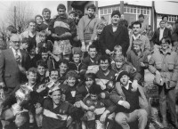 The long-gone rugby club that has not been forgotten